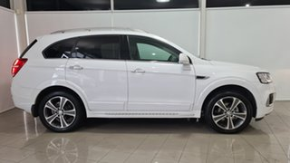 2018 Holden Captiva CG MY18 LTZ AWD White 6 Speed Sports Automatic Wagon
