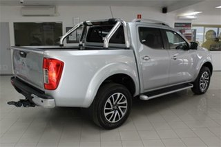 2020 Nissan Navara D23 S4 ST-X Brilliant Silver 7 Speed Sports Automatic Utility