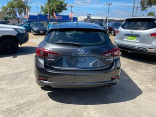 2017 Mazda 3 BN5476 Touring SKYACTIV-MT Grey 6 Speed Manual Hatchback