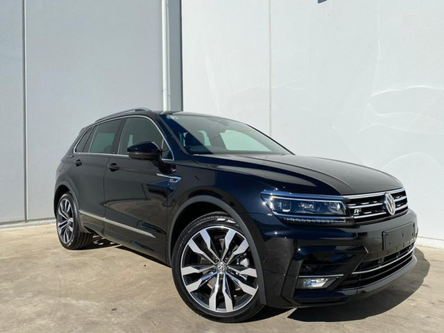New Volkswagen Tiguan 5N MY20 162TSI DSG 4MOTION Highline Liverpool, 2020 Volkswagen Tiguan 5N MY20 162TSI DSG 4MOTION Highline 2t2t 7 Speed Sports Automatic Dual Clutch