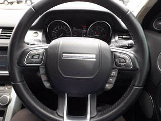 2014 Land Rover Range Rover Evoque L538 MY14 Pure Tech 9 Speed Sports Automatic Wagon.