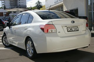 2011 Subaru Impreza G4 MY12 2.0i-L Lineartronic AWD White 6 Speed Constant Variable Sedan.