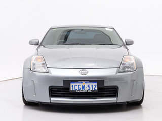 2005 Nissan 350Z Z33 MY05 Upgrade Touring Grey 6 Speed Manual Coupe.
