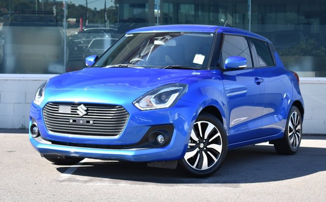 New Suzuki Swift AZ Series II GLX Turbo Cardiff, 2020 Suzuki Swift AZ Series II GLX Turbo Speedy Blue 6 Speed Sports Automatic Hatchback