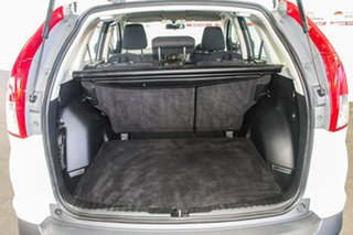 2013 Honda CR-V 30 VTi (4x2) Navi White 5 Speed Automatic Wagon
