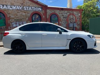 2016 Subaru WRX V1 MY17 Premium Lineartronic AWD White 8 Speed Constant Variable Sedan.
