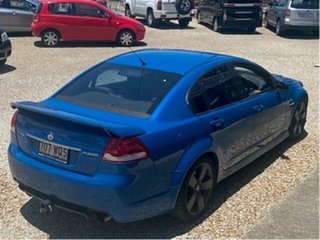 2012 Holden Commodore VE II MY12.5 SV6 Z-Series Blue 6 Speed Automatic Sedan