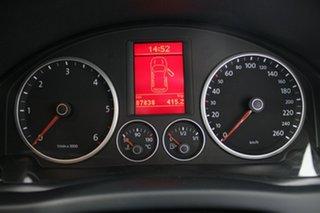 2008 Volkswagen Tiguan 5N MY09 103TDI 4MOTION Black 6 Speed Sports Automatic Wagon