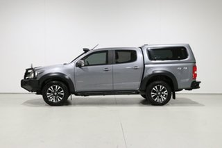 2017 Holden Colorado RG MY17 LTZ (4x4) Grey 6 Speed Manual Crew Cab Pickup