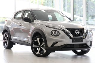 2020 Nissan Juke F16 ST-L DCT 2WD Platinum 7 Speed Sports Automatic Dual Clutch Hatchback.