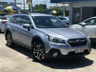 2017 Subaru Outback B6A MY18 2.0D CVT AWD Silver 7 Speed Constant Variable Wagon.