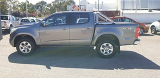 2014 Holden Colorado RG MY14 LTZ Crew Cab Grey 6 Speed Manual Utility