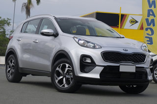 2019 Kia Sportage QL MY20 S 2WD Sparkling Silver 6 Speed Sports Automatic Wagon.
