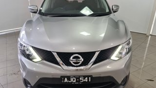 2015 Nissan Qashqai J11 ST Silver 1 Speed Constant Variable Wagon.
