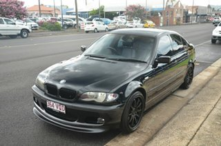 2004 BMW 318i E46 Sport Black 5 Speed Auto Steptronic Sedan