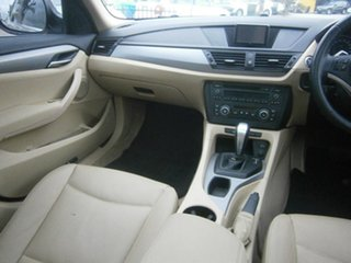 2010 BMW X1 E84 xDrive25i Steptronic Silver 6 Speed Sports Automatic Wagon