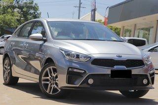 2020 Kia Cerato BD MY21 Sport Steel Grey 6 Speed Sports Automatic Hatchback.