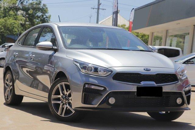 New Kia Cerato BD MY21 Sport Bundamba, 2020 Kia Cerato BD MY21 Sport Steel Grey 6 Speed Sports Automatic Hatchback