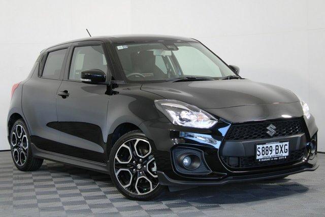 Used Suzuki Swift AZ Sport Wayville, 2018 Suzuki Swift AZ Sport Black 6 Speed Sports Automatic Hatchback