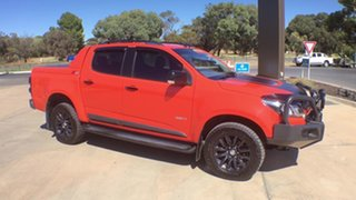 2019 Holden Colorado RG MY19 Z71 Pickup Crew Cab Orange 6 Speed Sports Automatic Utility