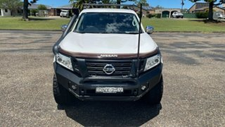 2017 Nissan Navara D23 S2 ST White 7 Speed Sports Automatic Utility.