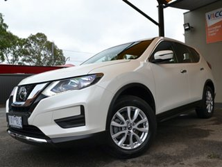 2020 Nissan X-Trail T32 Series II ST X-tronic 2WD White 7 Speed Constant Variable Wagon