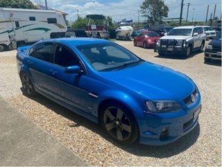 2012 Holden Commodore VE II MY12.5 SV6 Z-Series Blue 6 Speed Automatic Sedan.