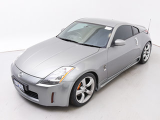 2005 Nissan 350Z Z33 MY05 Upgrade Touring Grey 6 Speed Manual Coupe