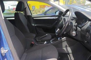 2016 Skoda Octavia NE MY16 Ambition DSG 110TSI Blue 7 Speed Sports Automatic Dual Clutch Wagon