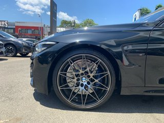 2018 BMW M3 F80 MY18 Competition Black Sapphire 7 Speed Auto Dual Clutch Sedan.