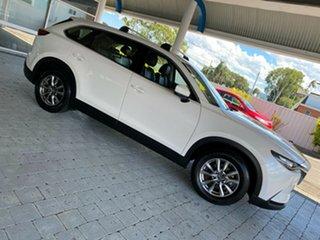 2016 Mazda CX-9 Touring Snowflake White Pearl Sports Automatic Wagon