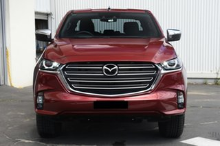 2020 Mazda BT-50 TFS40J GT Ingot Silver 6 Speed Sports Automatic Utility