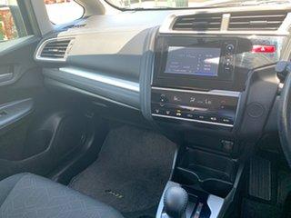 2016 Honda Jazz GF MY16 VTi-S Grey 1 Speed Constant Variable Hatchback
