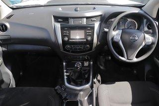 2019 Nissan Navara D23 S3 SL Polar White 6 Speed Manual Utility