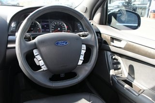 2015 Ford Falcon FG X G6E Turbo Black 6 Speed Sports Automatic Sedan