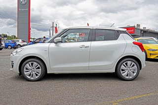 2020 Suzuki Swift AZ Series II GL Navigator White 1 Speed Constant Variable Hatchback