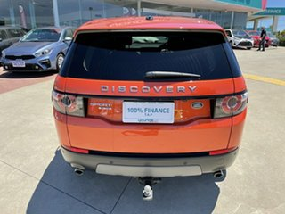 2016 Land Rover Discovery Sport L550 16.5MY SE Orange 9 Speed Sports Automatic Wagon