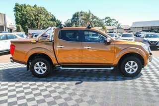2015 Nissan Navara D23 ST Orange 7 Speed Sports Automatic Utility.