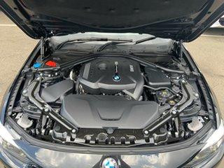 2019 BMW 420i F33 MY18 M Sport Black Sapphire 8 Speed Automatic Convertible