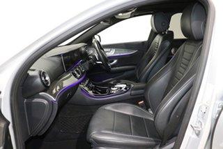 2016 Mercedes-Benz E350 213 D Silver 9 Speed Automatic G-Tronic Sedan