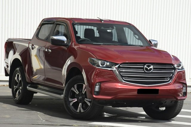 New Mazda BT-50 TFS40J GT Newstead, 2020 Mazda BT-50 TFS40J GT Red Volcano 6 Speed Sports Automatic Utility