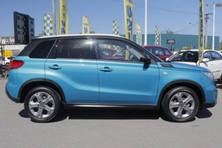 2017 Suzuki Vitara LY RT-S 2WD Alantis Turquoise/black 6 Speed Sports Automatic Wagon