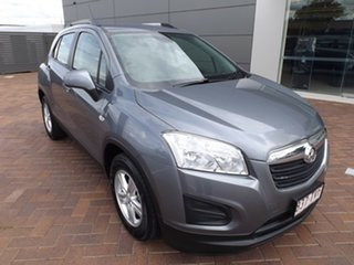 2013 Holden Trax TJ MY14 LS 6 Speed Automatic Wagon.