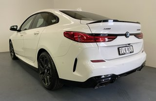 2020 BMW 2 Series F44 M235i Gran Coupe Steptronic xDrive Alpine White 8 Speed Sports Automatic Sedan