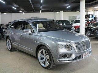 2018 Bentley Bentayga 4V MY19 AWD Hallmark Grey 8 Speed Sports Automatic Wagon.