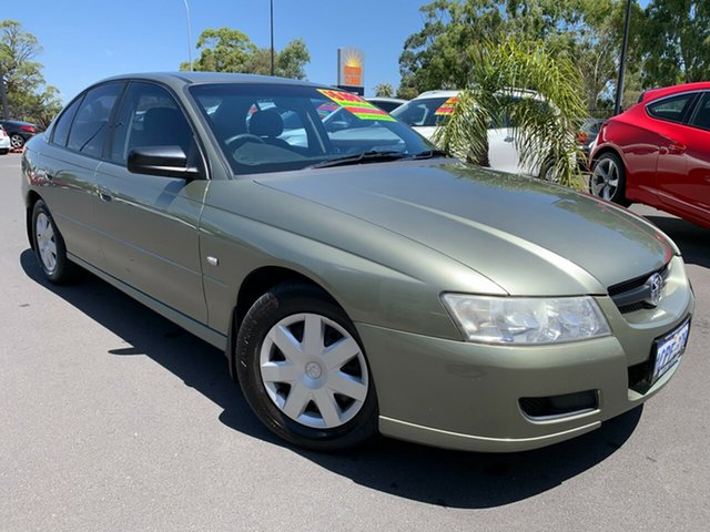 Used Holden Commodore VZ MY06 Executive Bunbury, 2006 Holden Commodore VZ MY06 Executive Green 4 Speed Automatic Sedan