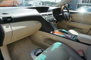 2010 Lexus RX GGL15R RX350 Sports Luxury Black 6 Speed Sports Automatic Wagon