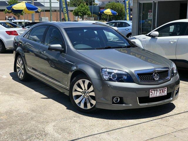 Used Holden Caprice WM II V Chermside, 2011 Holden Caprice WM II V Grey 6 Speed Sports Automatic Sedan