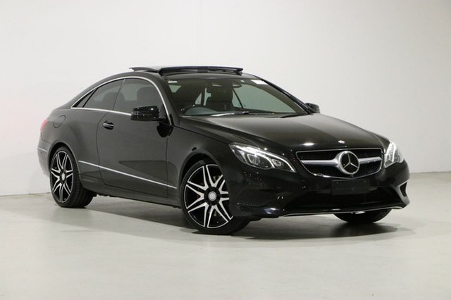 Used Mercedes-Benz E400 207 MY13 Bentley, 2013 Mercedes-Benz E400 207 MY13 Black 7 Speed Automatic Coupe