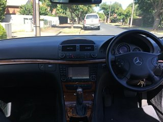 2004 Mercedes-Benz E-Class W211 E320 Elegance Bronze 5 Speed Sports Automatic Sedan